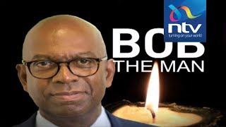 A special tribute to Safaricom CEO Bob Collymore || #BobTheMan