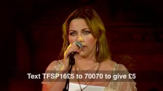 Charlotte Church - Nature Boy (at gig for child refugees 2016)