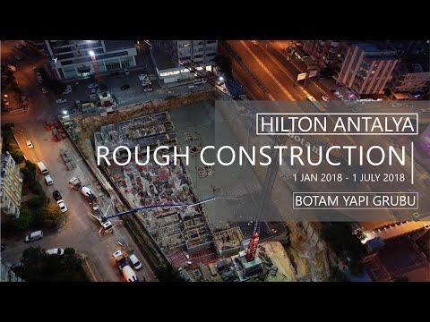 Hilton DoubleTree Antalya