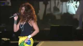 Gambar cover Rihanna - Umbrella Live At Rock in Rio 2015 - HD