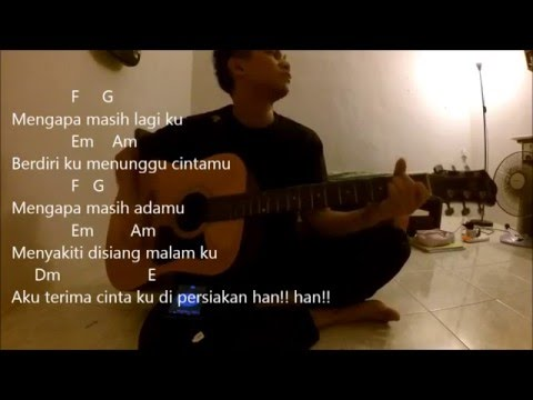 Cara Main Gitar Projector - Sudah Ku Tahu (cover + Chords + Lirik) Mp3