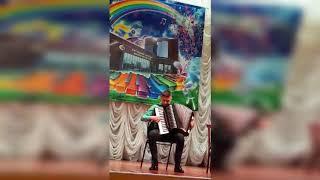 Выступление Максима Гаркушова на межзональном конкурсе исполнителей на народных инструментах 1 марта 2019 в Пятницком