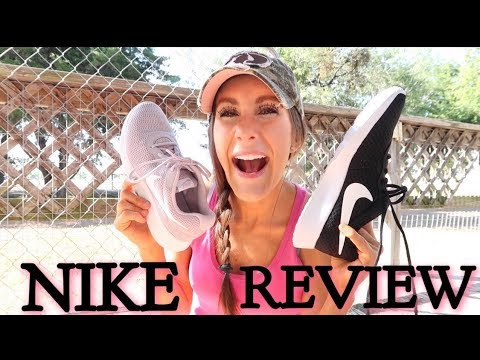 Women's Nike Tanjun Shoes Review | Fitness Review