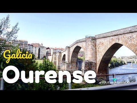 QUÉ HACER EN OURENSE -  ¡ADIÓS GALICIA! ︱ Galicia 8 de 8 ︱ De Viaje con Armando