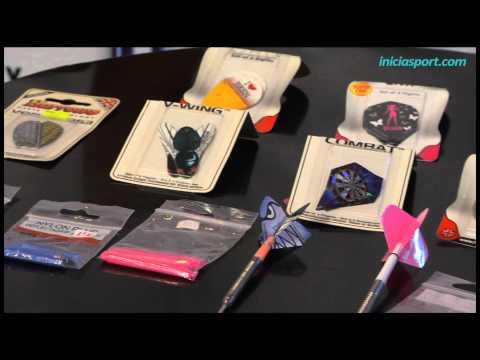DARDOS 3. Tipos de dardos y accesorios