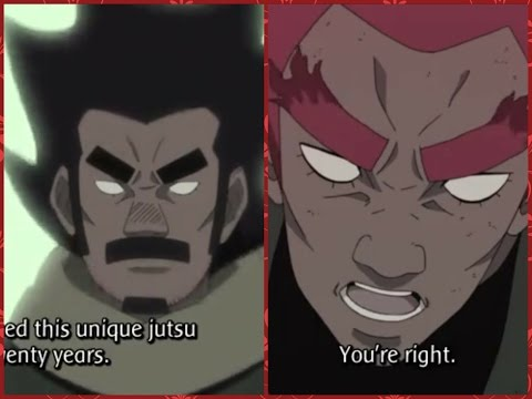 Naruto Shippuden Anime Episode 419 REVIEW!  EIGHT INNER GATES OPEN!  Guy vs Madara
