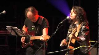 <b>Lucy Kaplansky</b> & Richard Shindell  Someday Soon Shrewsbury Folk Festival 10