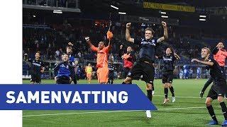 Samenvatting PEC Zwolle - sc Heerenveen (18-19)
