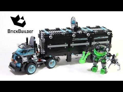 Vidéo LEGO Ultra Agents 70165 : Le QG des Ultra Agents