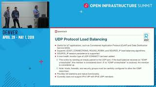 OpenStack Load Balancing - New Features