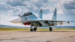 Российский истребитель  Су-30 потерпел  крушение  -  Россия продолжает  терять людей в Сирии.....