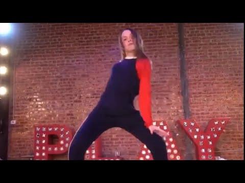 "Taylor Hatala ""dance for you"" Beyoncé, Dexter Carr choreography"