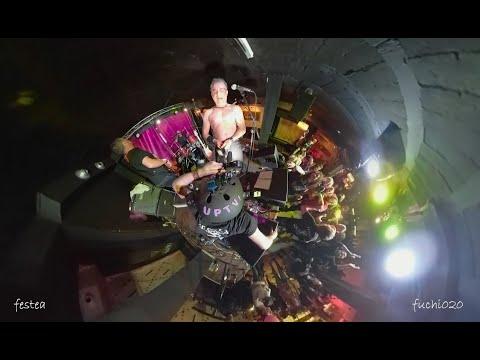 Directo del grupo musical 29 seis 70 en FESTEA 07/03/020/360º