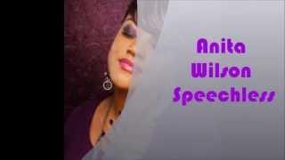 Anita Wilson speechless