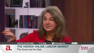 The Hidden Online Labour Market