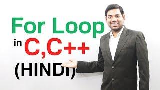 Download Youtube: For Loop in C with Example Program (HINDI/URDU)