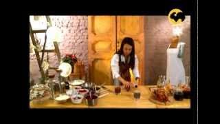 Ягодные соусы.Творчество на кухне 6.