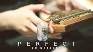 Perfect   Ed Sheeran   Kalimba Cover By April Yang