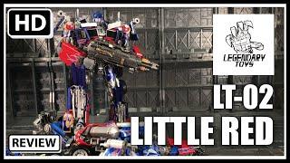 Legendary Toys Lt-02 Ko Transformers Movie Masterpiece Mpm-04