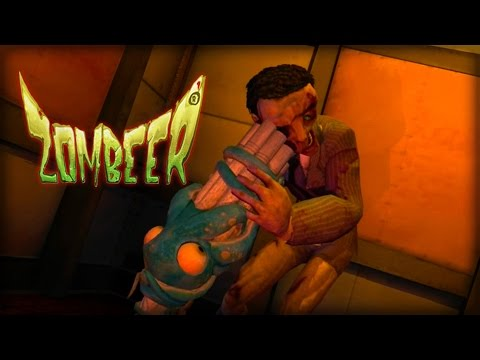 Zombeer - Launch Trailer thumbnail