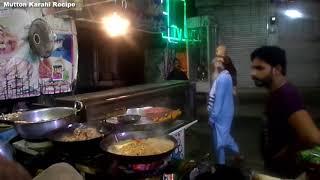 Mutton Karahi Recipe Pakistan - Pakistani Shop Mutton Karahi - Tasty Mutton Karahi - Fast Food 786