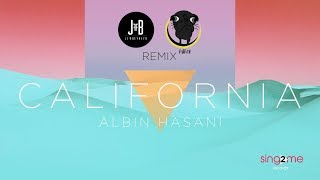 Albin Hasani   California Ft.Jeffrey Beyo & Patron REMIX