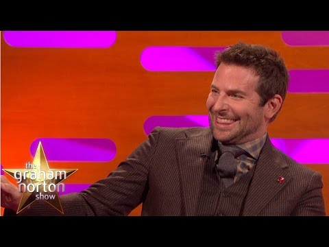 Bradley Cooper On His Embarrassing Paparazzi Ass Shot - The Graham Norton Show