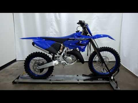 2021 Yamaha YZ250X in Eden Prairie, Minnesota - Video 1