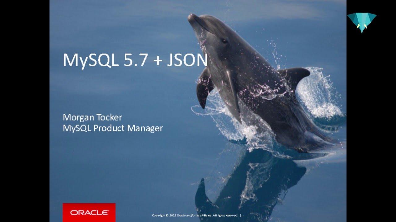 MySQL 5.7 + JSON
