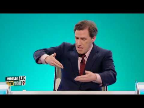 Rob Brydon a sušenky - Would I Lie to You?