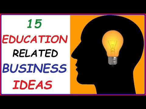 , title : 'Top 15 Education Related Business Ideas ( Profitable Educational Businesses You Can Start Tomorrow)