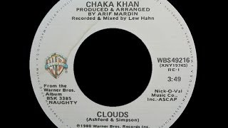 Chaka Khan ~ Clouds 1980 Disco Purrfection Version
