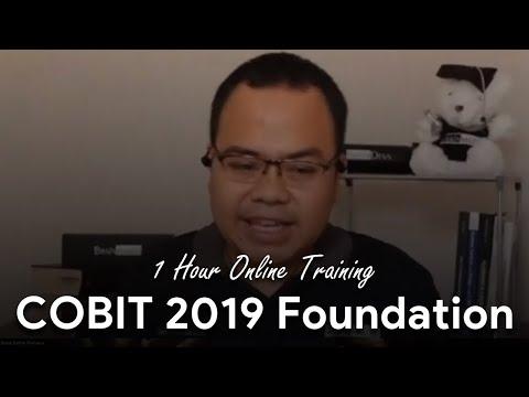 1 Hour Online Training: COBIT 2019 Foundation - YouTube