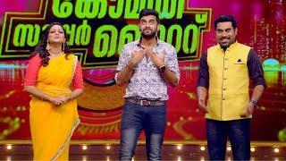 Comedy Super Nite - 3 with ആദിൽ & ഹലോ ദുബായിക്കാരൻ ടീം │Flowers│Ep# 36