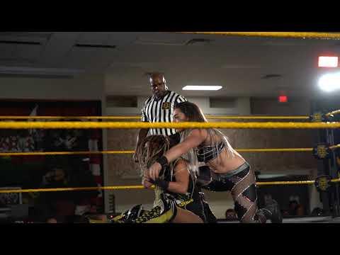 Deonna Purrazzo vs. Kayden Carter - NXT Jacksonville 12/5/2019