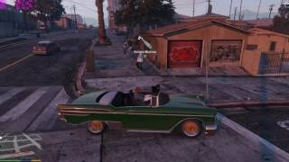 Ice Cube   It Was A Good Day Music Video ( GTA 5 )