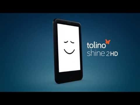Thalia tolino shine 2 HD Produktvideo!