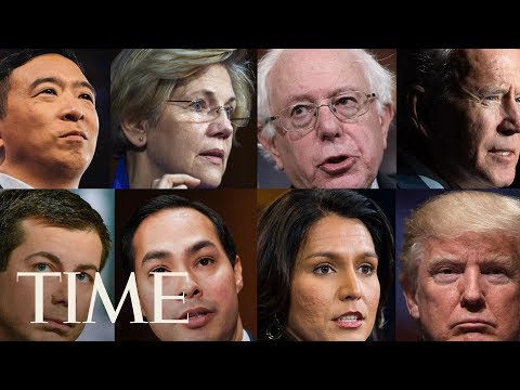 Meet The Democratic Candidates Running For President In 2020 | TIME