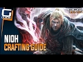 Nioh Guide How to Craft Perfect Equipment Crafting Guide