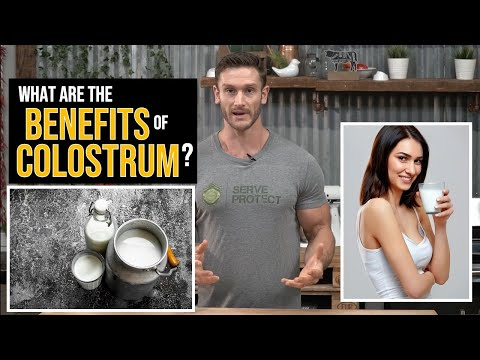 What are the Benefits of Colostrum? Natural Immune Factors & Growth Factors by Thomas DeLauer
