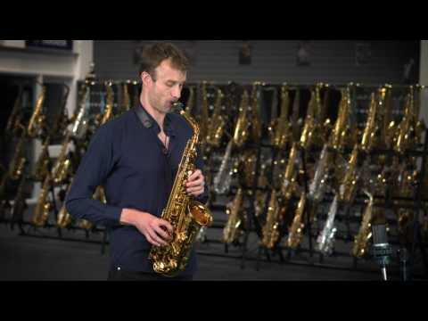 Selmer Paris Reference 54 Alto Saxophones