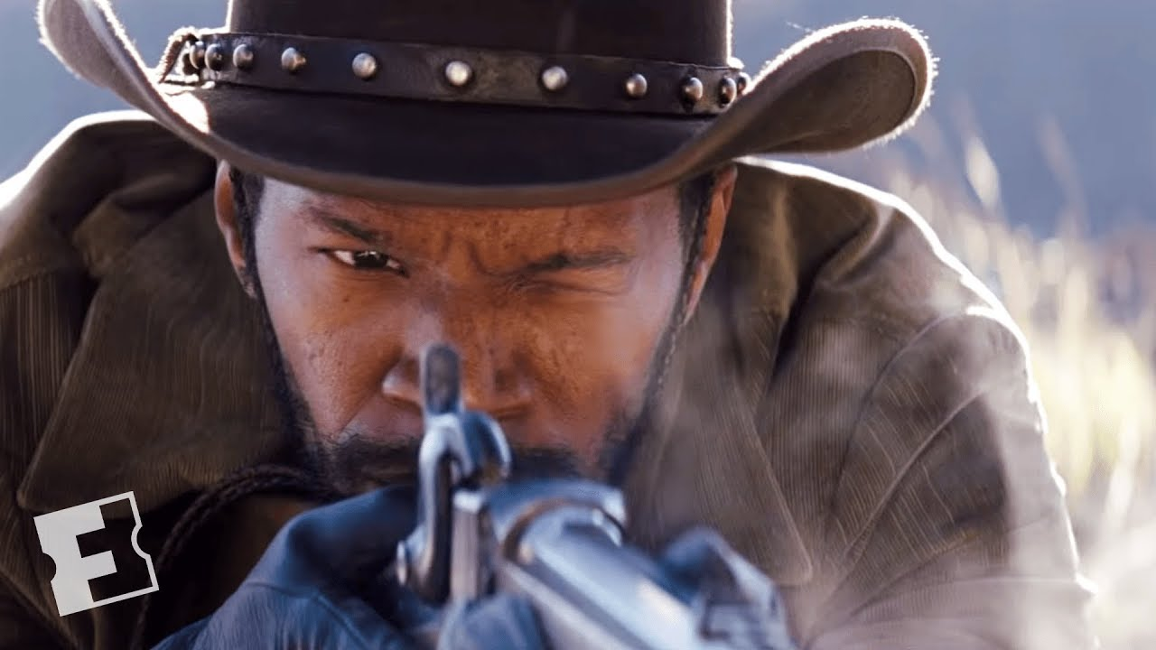 Movie Trailer:  Django Unchained (2012)