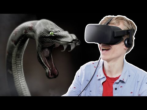 SCARY VR GAME CONFIRMED! | Don't Let Go! Desert Edition (Oculus Rift CV1 Gameplay)