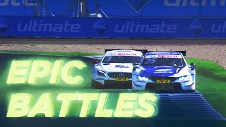 EPIC BATLLES  DTM Battle Compilation