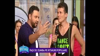 Zumba Fitness cu Andrei La Măruță Pro TV