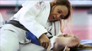 A Historia De Ronda Rousey no esporte espetacular