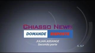 'Domande e risposte sul caso Assange - 2 puntata' episoode image