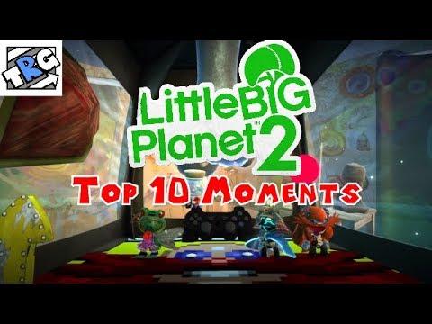 TheRunawayGuys - LittleBigPlanet 2 - Top 10 Moments