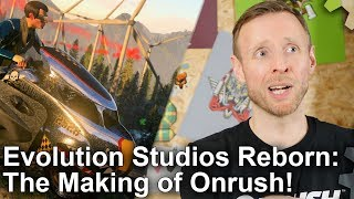 DF Documentaries: The Making of Onrush! Building a Multi-Platform Engine From The Ground Up!
