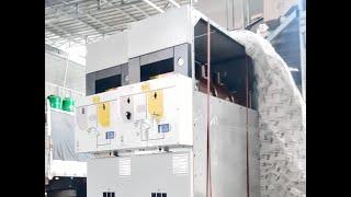 Tủ Mạch Vòng RMU Loại TPS 24kV 630A 20kA/3s SEL (Ý)